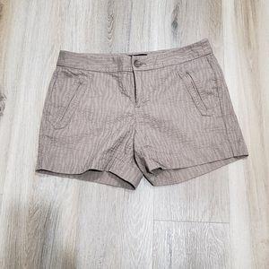 Banana Republic shorts khaki textured Size 10